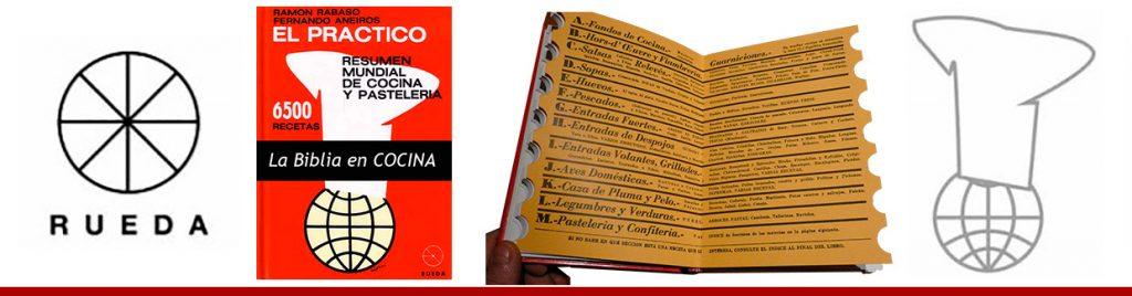 Libro El PRACTICO - 6500 Recetas- Resumen mundial de Cocina y Pastelería