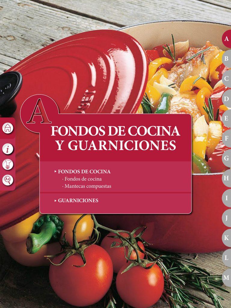 """Capítulo libro de cocina """"El Práctico"""" - Edición Digital"""
