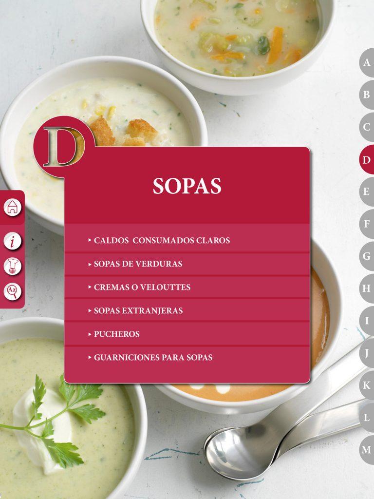 El PRACTICO 1.0 - Edición Digital eBook - D - Sopas