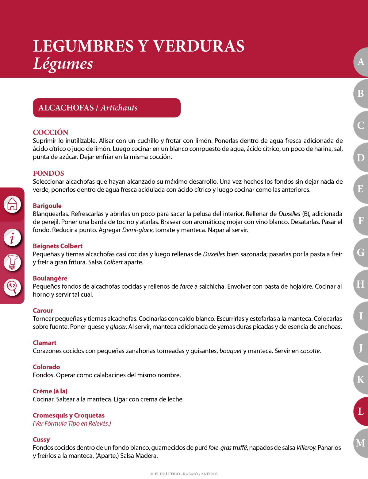 El PRACTICO 1.0 - Edición Digital eBook - L - Legumbres