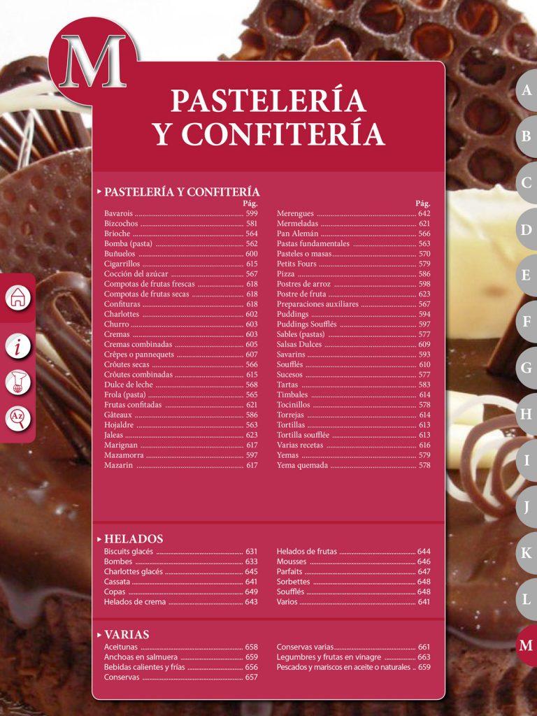 El PRACTICO 1.0 - Edición Digital eBook - M – Pastelería y Confitería