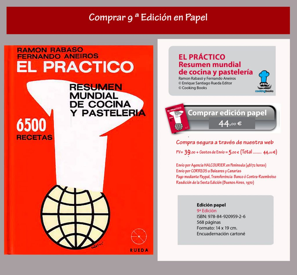 Comprar libro El Practico 9ª edición papel