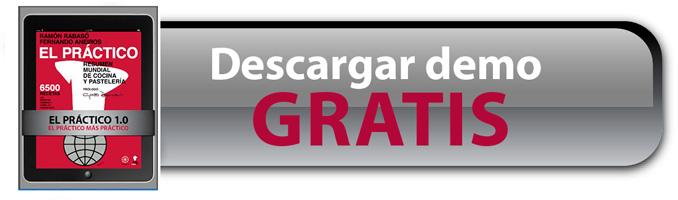 Descargar Demo El Práctico 6500 Recetas 1.0 - Edición Digital