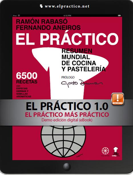 libro El Práctico, 6500 recetas - Edición digital