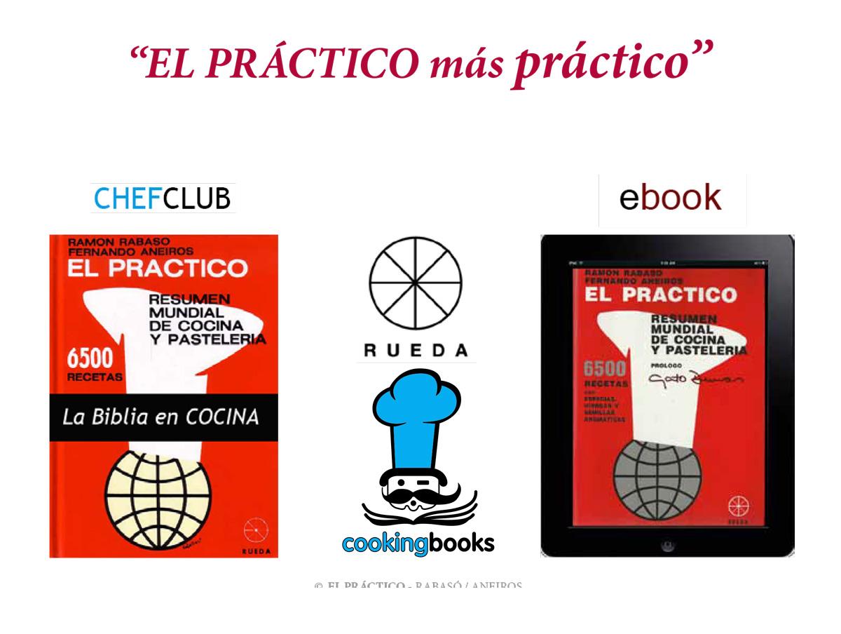 Descargar documento presentaciçon libro EL PRÁCTICO 6500 recetas