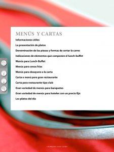 El PRACTICO 1.0 - Edición Digital eBook - Informaciones - Menús y Cartas