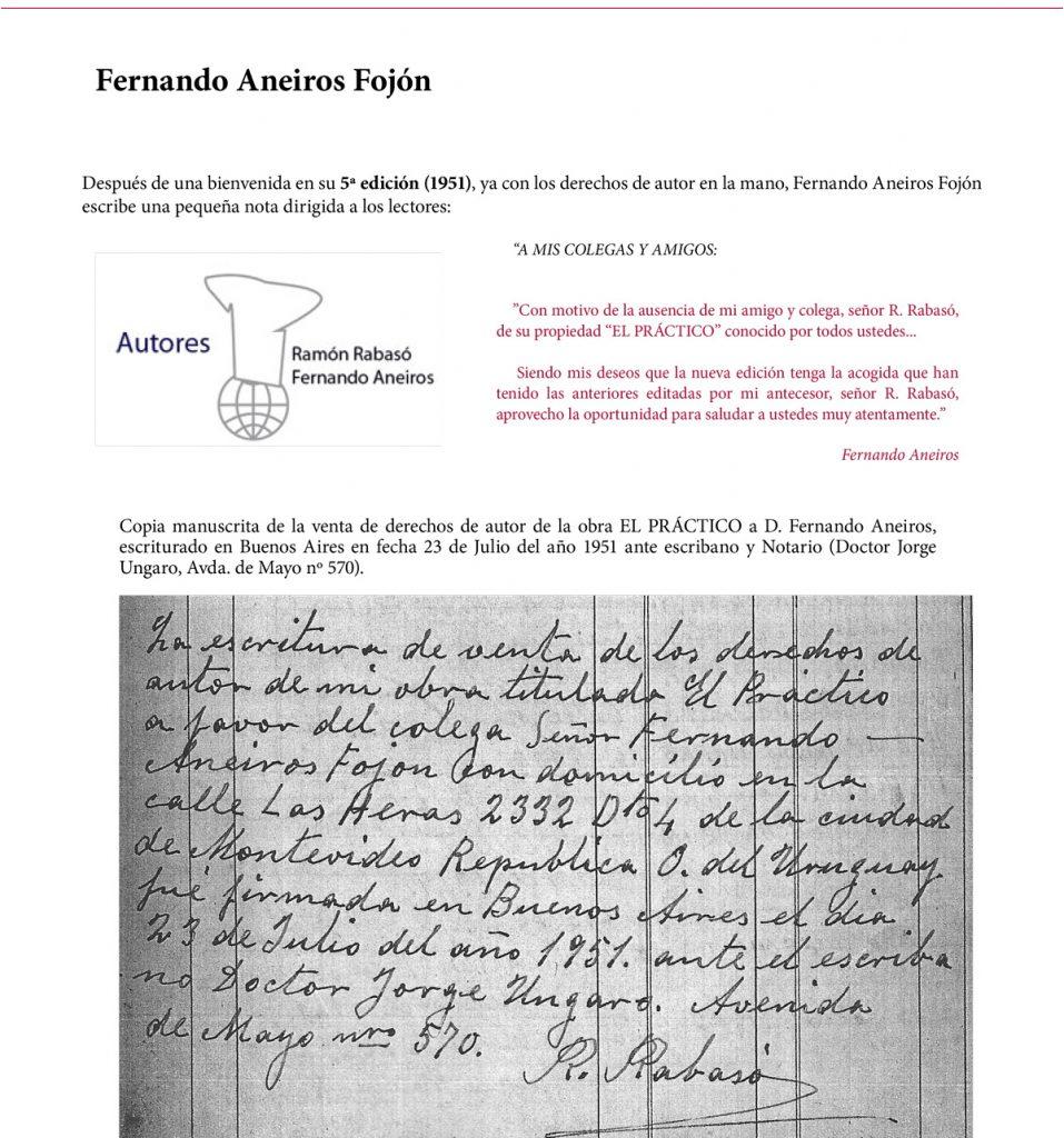 """Fernando Anriros Fojón - Co-autor del libro de cocina """"El Práctico"""" 6500 Recetas"""