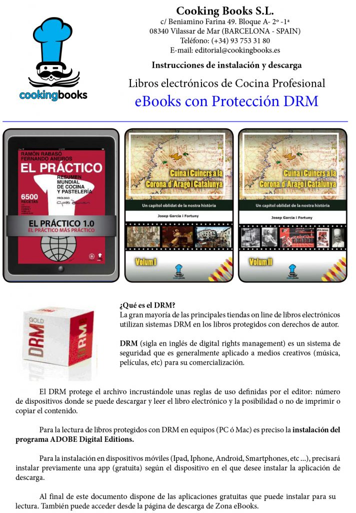 eBooks Cooking Books
